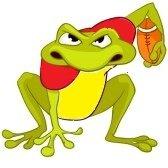 La grenouille izonnaise